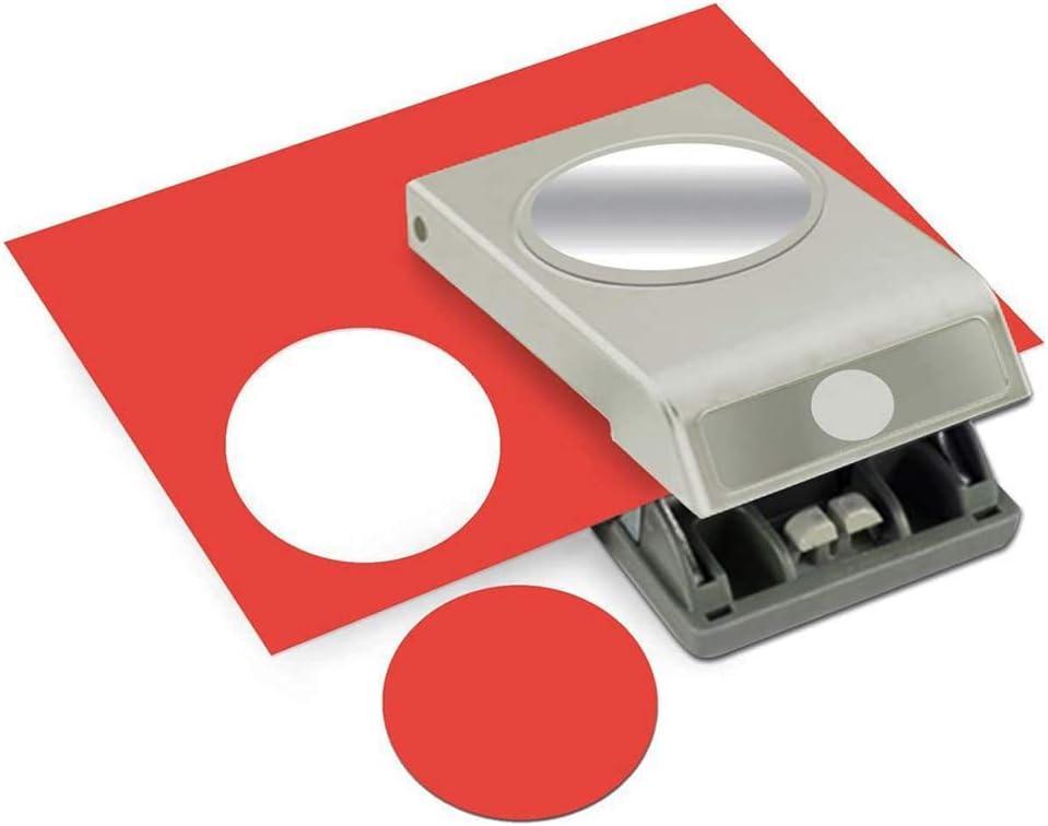EK Tools Circle Paper Punch New Package 2.5-Inch