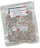 100cc Oxygen Absorbers for Dehydrated Food and Emergency Long Term Food Storage - Package of 100