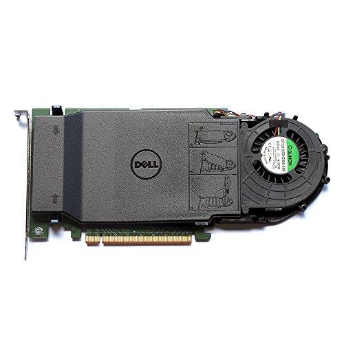 Dell Ultra-Speed Drive Quad NVMe M.2 PCIe x16 Card (2TB - 4x512GB)