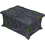 Wiccan Pentagram Tarot Box 6.75 inch Long B2
