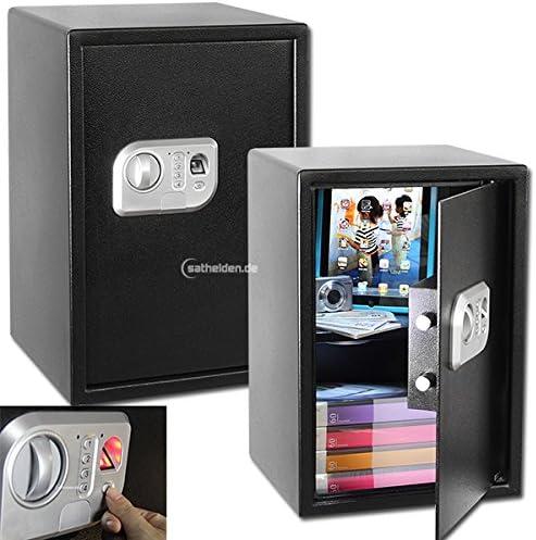 MT Vision ST-25 FP Safe Fingerprint Fingerabdruck Tresor für Wand Boden