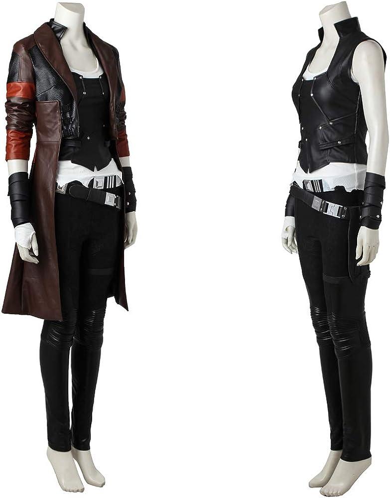 coskey Gamora Disfraz Completo de Guardianes de la Galaxia para ...