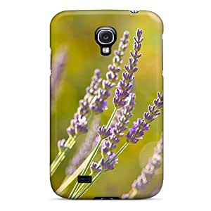 KimberleyBoyes Samsung Galaxy S4 Great Hard Cell-phone Case Unique Design Beautiful Nature Wildflowers Pictures [jwY29957YUcu]
