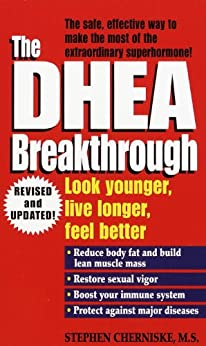 DHEA Breakthrough Younger Longer Better ebook product image