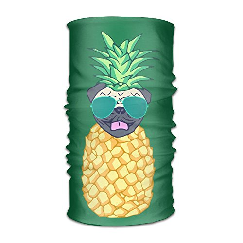 Pineapple Sunglass PugNice Variety Scarf Head Scarf Scarves Face - Gatsby Sunglasses Great