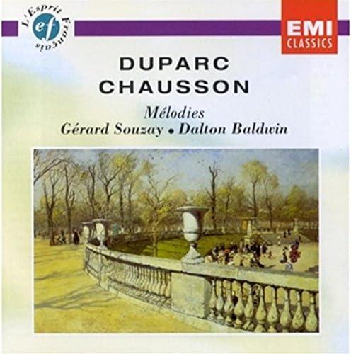 Duparc/Chausson: Mélodies