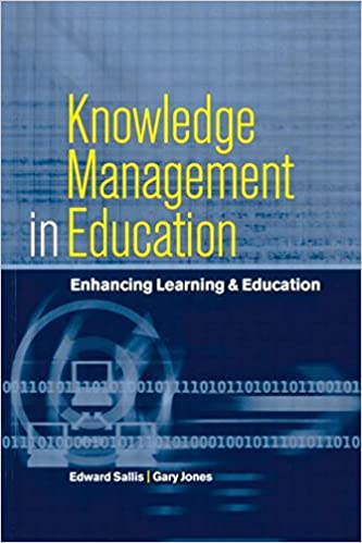 Knowledge Management in Education: Enhancing Learning & Education