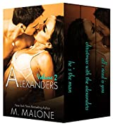 The Alexanders Volume 2: Contemporary Romance Bundle (a Military, New Adult, Romantic Suspense Box set) (The Alexanders Bundle) (English Edition)