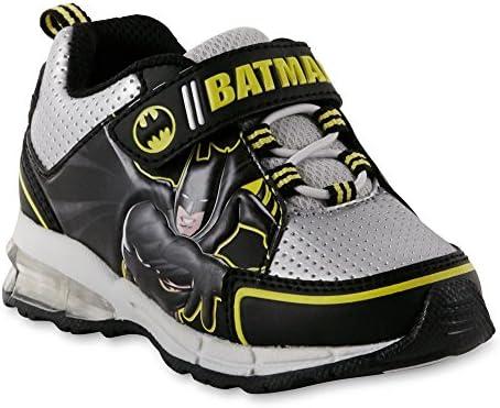 DC Comics Toddler Sneaker Light Up