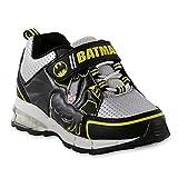 DC Comics Toddler Boys' Batman Sneaker, Light-Up (8 M US Toddler, Light-Up)