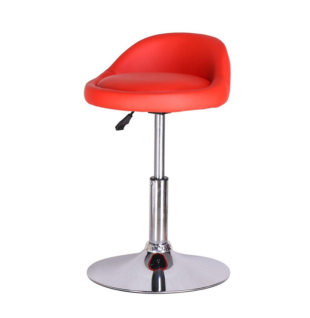 JCRNJSB® バーのスツール、バーの椅子バーのスツールは、革のスツールを持ち上げることができます回転家庭チェア 回転、シンプル (色 : #5) B07D9B2RZ9#5