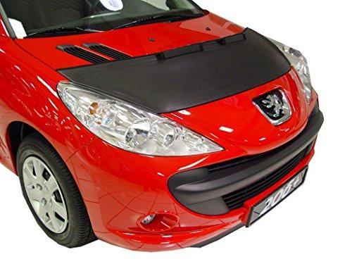 HOOD BRA PROTECTOR DEL CAPO Peugeot 206 Bonnet Bra STONEGUARD PROTECTOR TUNING