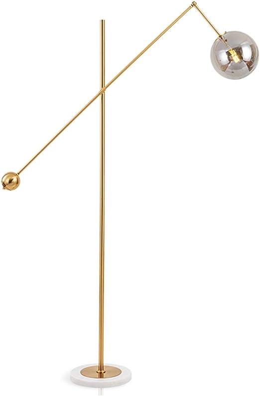 WYHYQY Árbol Industrial lámpara de pie, Polo lámpara de pie ...
