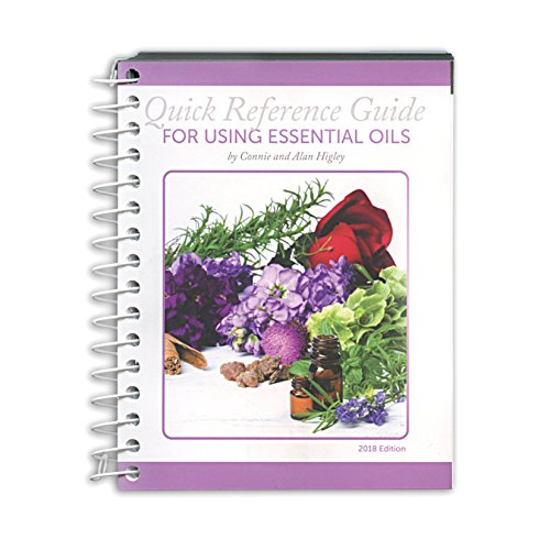 Coil Bound 'Quick Reference Guide for Using Essential Oils' (2018