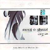 Meraj-e-ghazal-Asha bhosle & ghulam ali