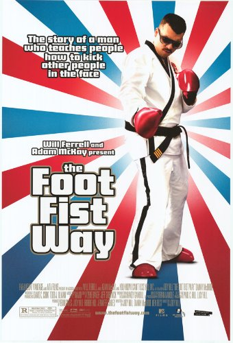 The Foot Fist Way 27x40 Movie Poster (2008)