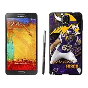 NFL Minnesota Vikings Samsung Galalxy Note 3 Case 045 NFLSGN3CASES616