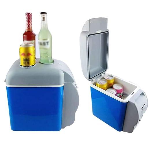 JB-Mini neveras Refrigerador para Auto Minisláder De 7.5 litros ...