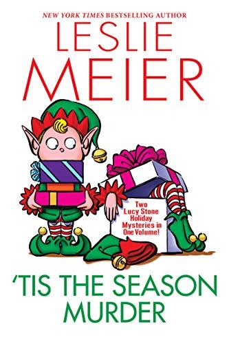 'Tis the Season Murder (A Lucy Stone Mystery) by [Meier, Leslie]