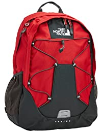 The North Face Jester Backpack One Size TNF Red Asphalt Grey