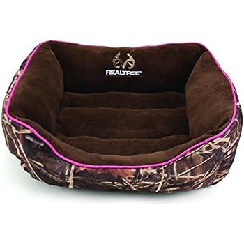 Excellent Amazon.com : Camouflage Pet Bed, Orange : Camo Pet Bed : Pet Supplies WH95