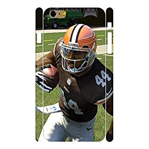 Creative Sports Series Football Player Photograph Phone Shell for Iphone 6 Plus Case - 5.5 Inch by supermalls
