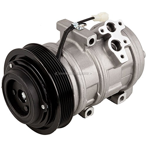 AC Compressor & A/C Clutch For Mazda MPV 2000 2001 2002 2003 2004 2005 2006 - BuyAutoParts 60-01508NA NEW