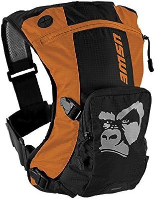 USWE Sports Ranger 3 Hydration Pack, Color Naranja, Negro, tamaño ...