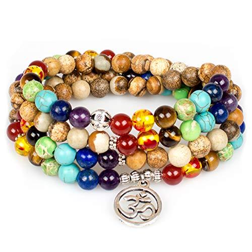 Prayer Bead Necklace - 7
