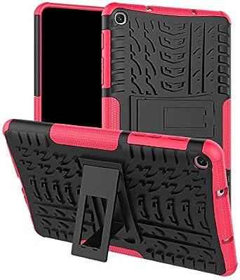 HoYiXi Funda para Samsung Galaxy Tab A 8.0 2019 Anti-Drop Estuche de Tableta Cubierta de Doble Protectora con Soporte Funcion Cover Case para Samsung Galaxy Tab A 8.0 SM-P200/SM-P205 (2019): Amazon.es: Electrónica
