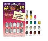 StikkiWorks 01126 Stikkiclips 10-Card - Beige