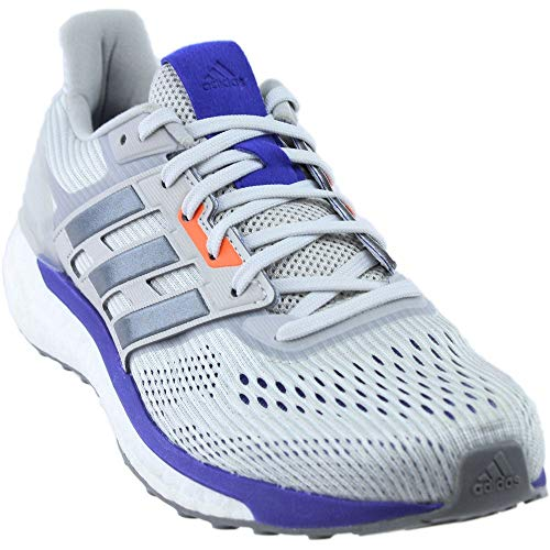 adidas Womens Supernova Running Athletic Shoes Grey 6