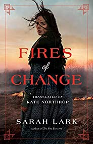 Fires of Change (The Fire Blossom Saga Book 2)