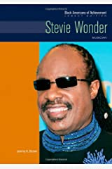 Stevie Wonder: Musician (Black Americans of Achievement (Hardcover)) Library Binding