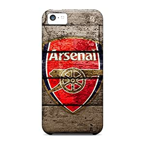 High-quality Durability Case For Iphone 5c(arsenal Lockscreen 2)