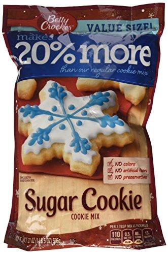 (Betty Crocker® Sugar Cookie Mix Pouch 21 Oz. / 1 Lb 5 Oz ~ 20%)