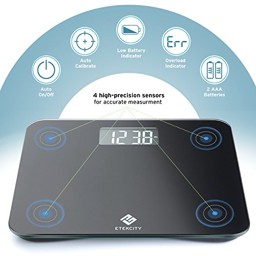 . Etekcity EB441OB Digital Body Weight Scale Deals  Coupons   Reviews