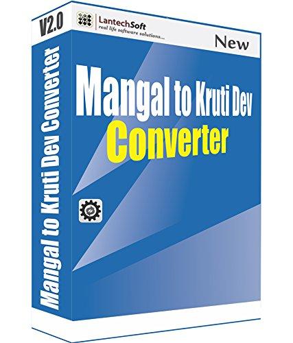 Lantech Soft Mangal to Kruti Dev Converter - 1 PC, 1 Year (CD)