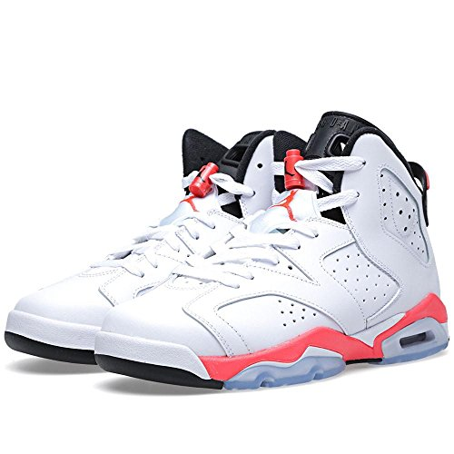 AIR JORDAN 6 RETRO GS -384665-123 - SIZE 5.5 by NIKE