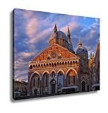 Ashley Canvas, Saint Anthony Church Padua Italy, Home Decoration Office, Ready to Hang, 20x25, AG6518845
