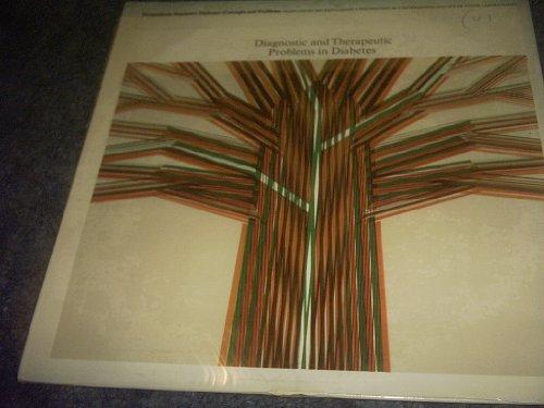 diagnostic-and-therapeutic-problems-in-diabetes-vinyl-lp-record-album
