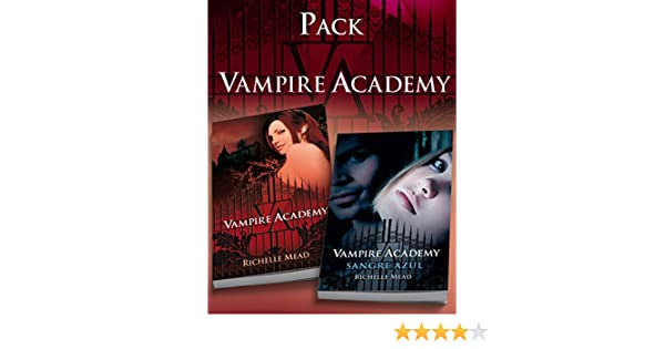 Amazon.com: Pack con Vampire Academy (Vampire Academy 1) + Sangre azul (Vampire Academy 2) (Spanish Edition) eBook: Richelle Mead: Kindle Store