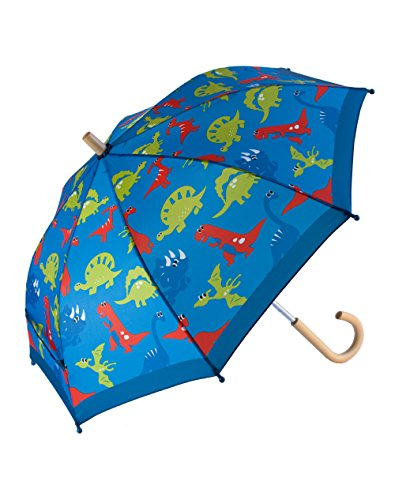 Kids Children's Umbrella for Boys Girls Toddlers, Perched Ow
