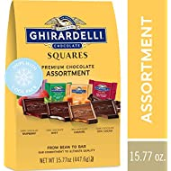 Ghirardelli Assorted Squares XL Bag, 15.77 Ounce