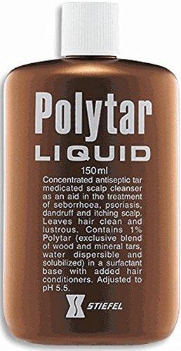Stiefel Polytar Liquid Shampoo Scalp Dandruff Psoriasis