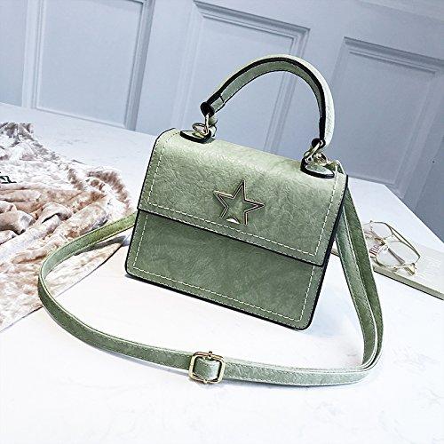 Fashion Bag Lady Jxnaz Shoulder Handbag Bag Bag green Bag Satchel SYwqf0H