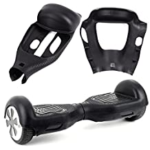 """Kglobal Silicone Cove for 6.5"""" 2 wheels Balance Scooter - Balance Hover Board Protector Case Cover"""