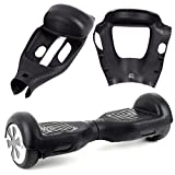Kglobal Silicone Cove for 6.5' 2 Wheels Balance Scooter - Balance Hover Board Protector Case Cover