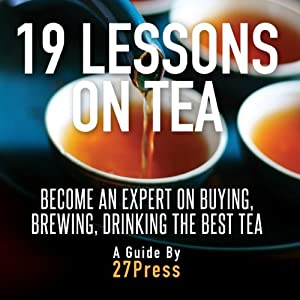 19 Lessons on Tea Audiobook