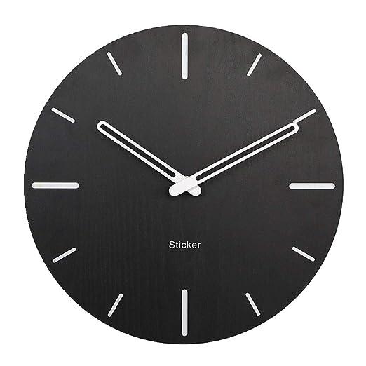 Jiaquhome Creative Wooden Wall Clock